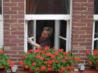 praha myti oken