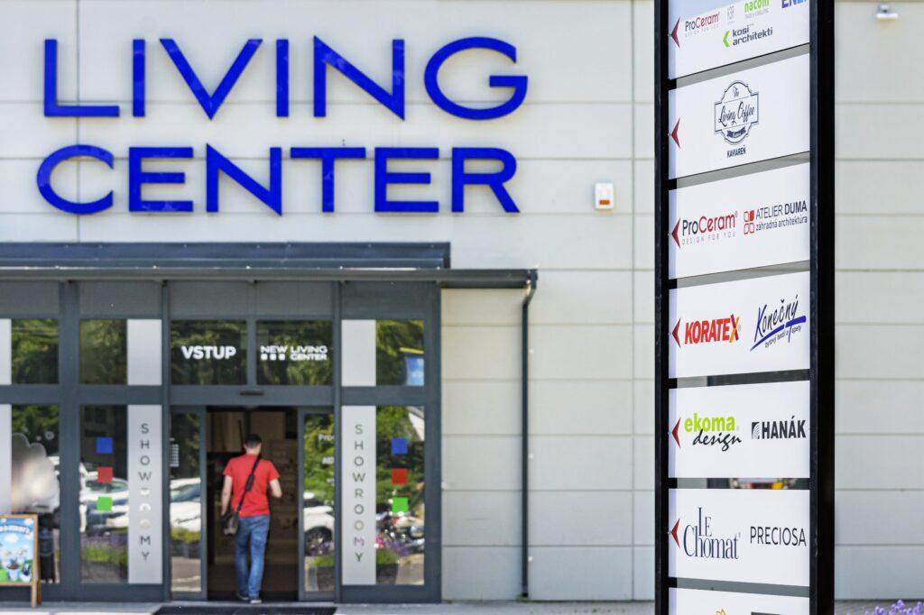 new living center bratislava